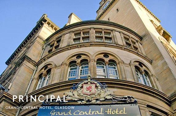 4* Principal Grand Central Hotel DBB