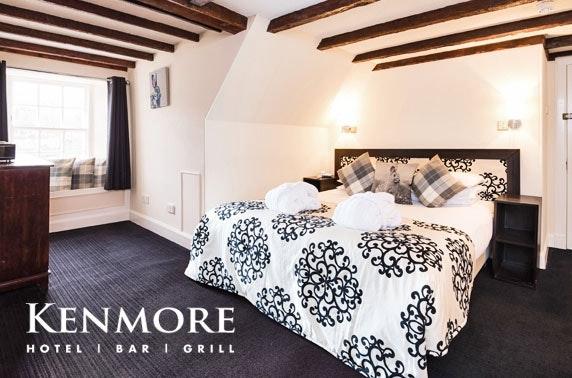 Perthshire getaway, Kenmore Hotel