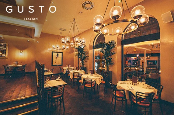 Gusto dining, City Centre