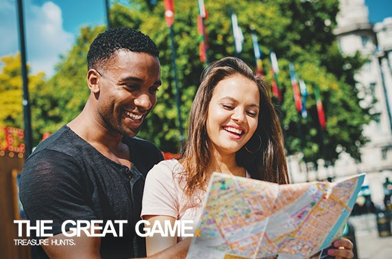 City treasure hunt – from £4.50pp
