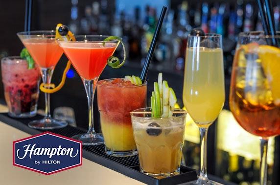 Hampton by Hilton food & drink voucher