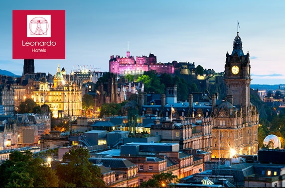 Edinburgh Haymarket stay - from £69
