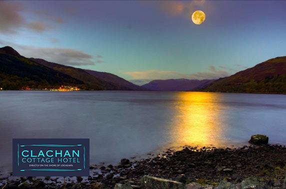 Stunning Loch Earn stay