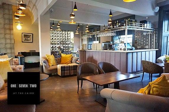 172 The Caird Bar & Restaurant voucher