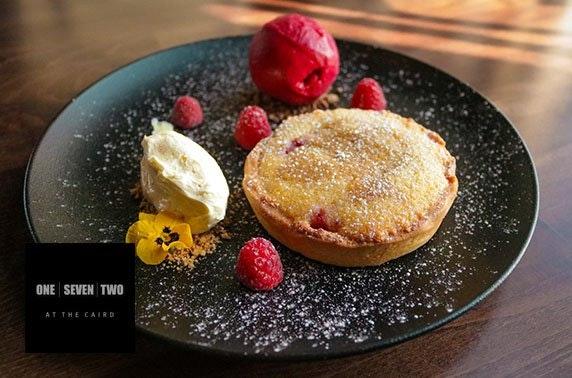 172 The Caird Bar & Restaurant food & drink voucher
