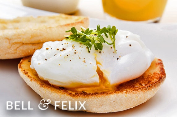 Bell & Felix brunch, Shawlands