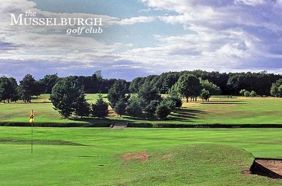 Musselburgh Golf Club PGA private sessions