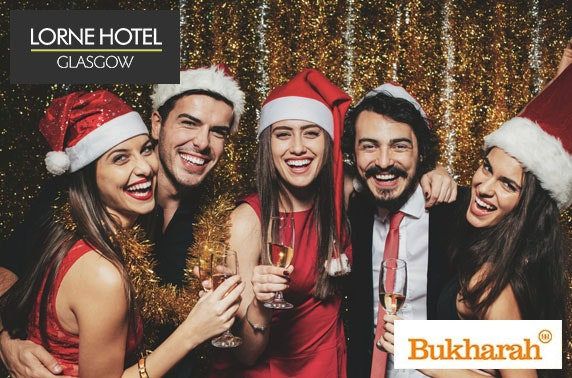 Lorne Hotel Christmas Party Night, Finnieston