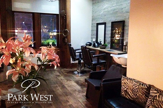 Park West Luxury Spa treatments, Hamilton