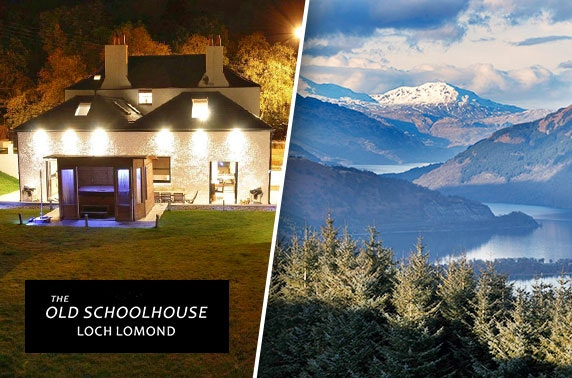 Loch Lomond group getaway