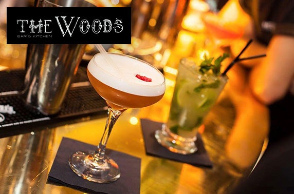 Glasgow city-centre cocktails - from £3.25 per cocktail