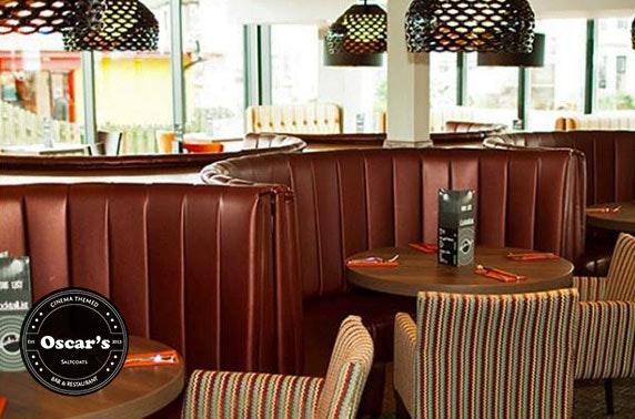 Oscar's dining & cinema, Ayrshire