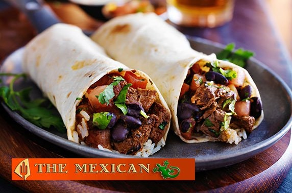 The Mexican dining, Perth