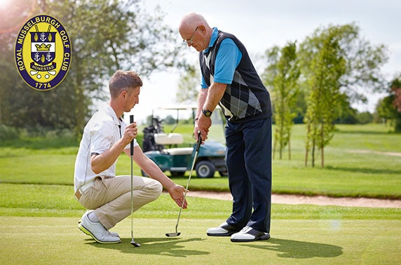 The Royal Musselburgh Golf Club rounds & lessons