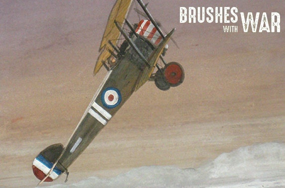 Brushes with War exhibition, Kelvingrove