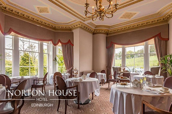 4* Norton House Hotel & Spa afternoon tea