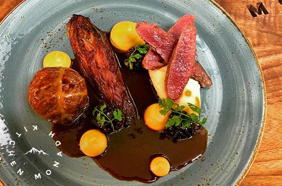 Michelin Bib Gourmand-awarded Monadh Kitchen