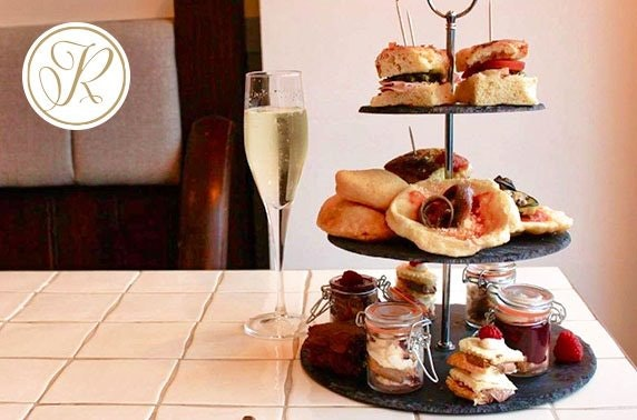 Rossini Italian afternoon tea, West End