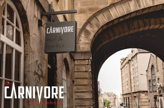 The Carnivore meats & drinks, Cowgate