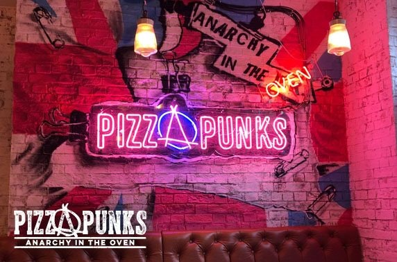 Pizza & Prosecco at Pizza Punks