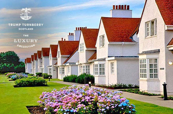 Turnberry villas – from £99