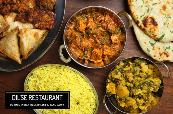 Dil'Se Indian dining