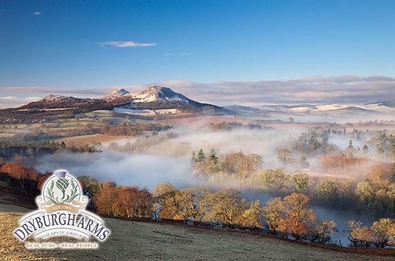 Scottish Borders break – from £49