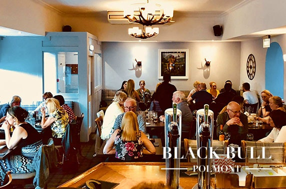 Black Bull dining & wine, Polmont