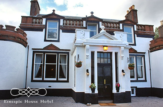 Castle Douglas stay - £59