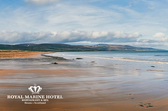 4* Highland getaway – from £49