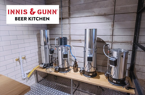 Brew School at The Beer Kitchen, Lothian Road