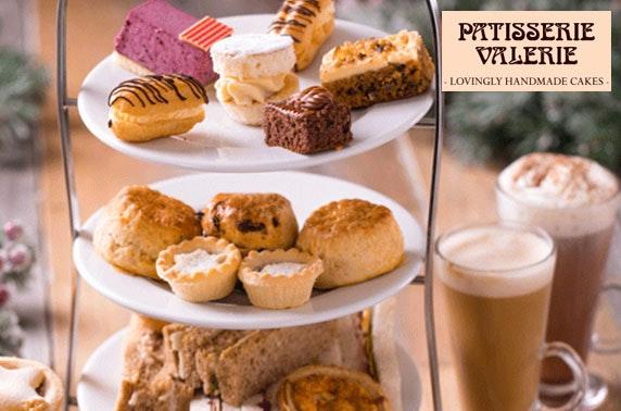Patisserie Valerie indulgent treats & drinks