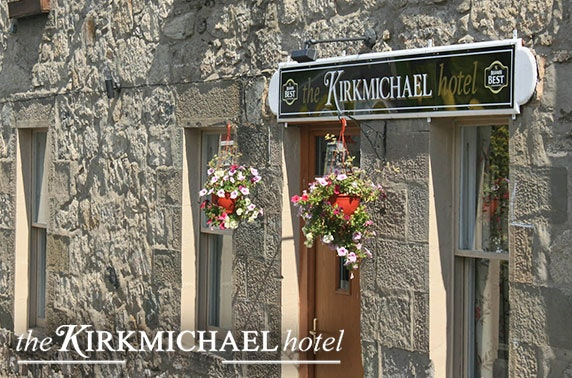 The Kirkmichael Hotel, Blairgowrie