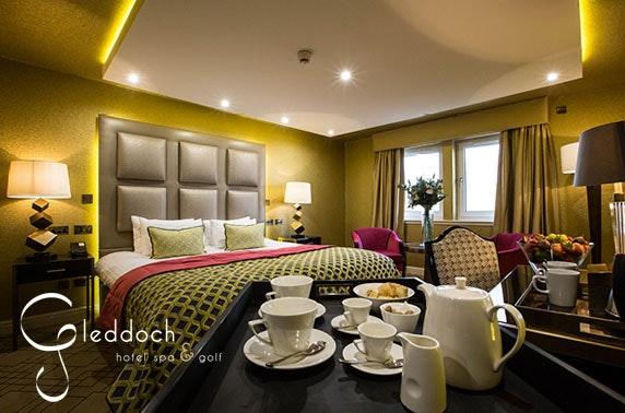 4* Gleddoch Hotel stay