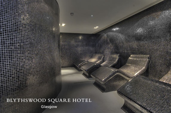 Award-winning 5* Blythswood Square spa experience