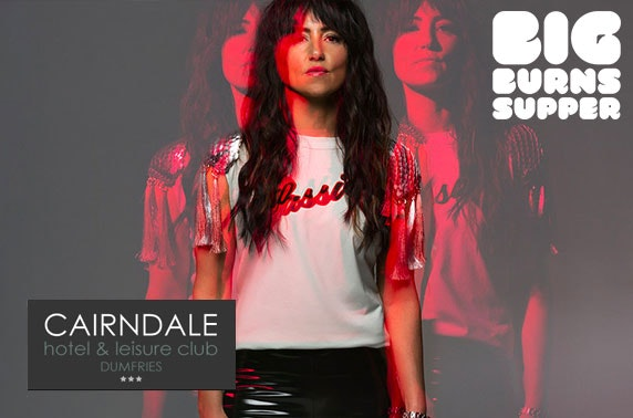 Burns Night stay in Dumfries with tickets to KT Tunstall
