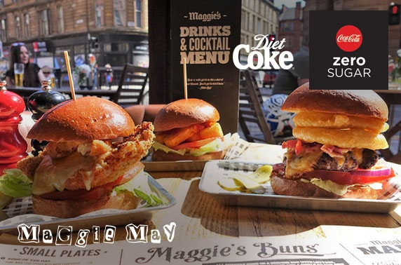 Maggie Mays burgers & drinks, Merchant City