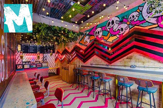 Muchacho Mexican street food - from £3pp