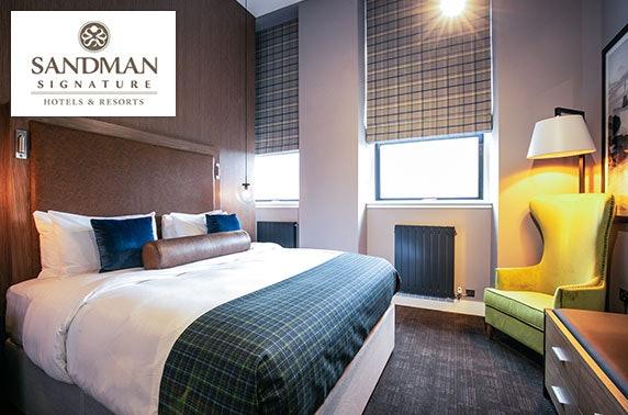 Aberdeen overnight - £75