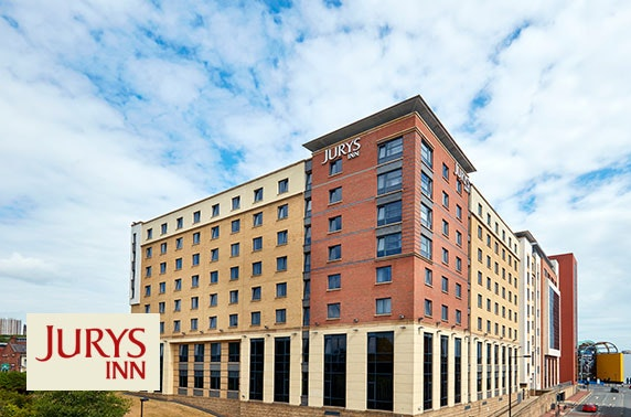 Newcastle City Centre stay - from £65