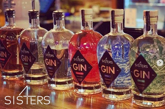 The ultimate gin experience with Sis4ers Gin