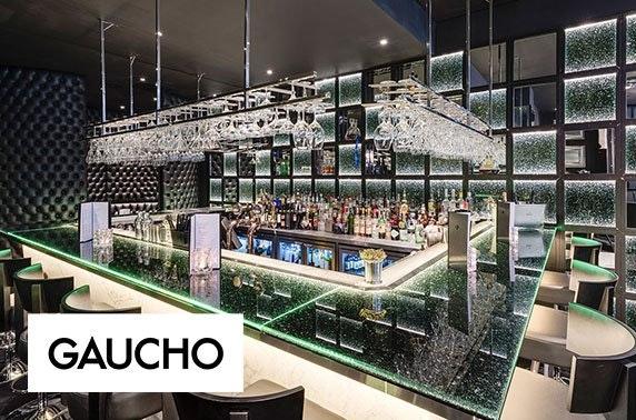 Gaucho dining & wine