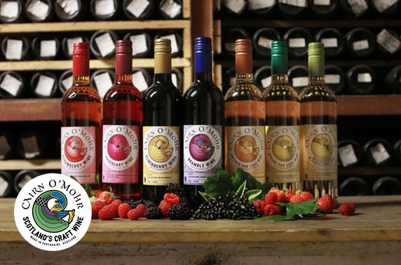 Cairn o' Mohr winery tour, Perthshire - from £4.50pp