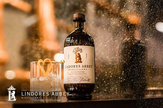 5* Lindores Abbey distillery tour, Fife