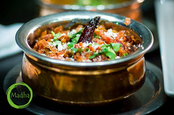 Madha authentic Indian dining, Merchant City