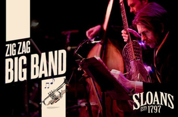 The Zig Zag Big Band, Sloans