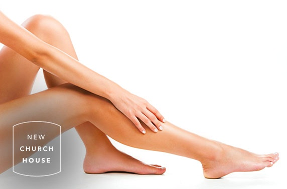 New Church House laser hair removal, City Centre