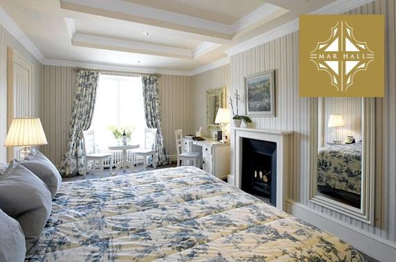 5* Mar Hall luxury stay