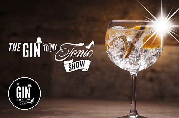 Gin show inc unlimited tastings, SEC