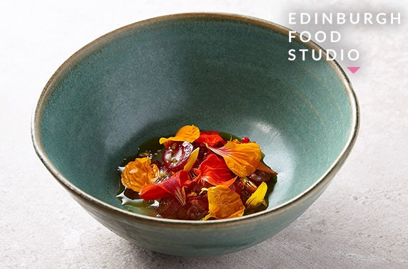 Edinburgh Food Studio, 7 course fine dining